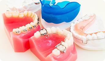 虫歯・歯周病・顎関節症の予防
