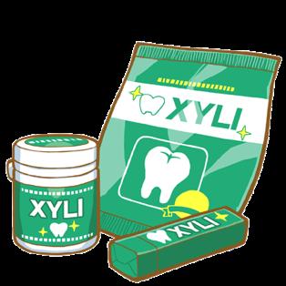 虫歯を防ぐガムの食べ方
