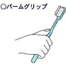電動歯ブラシの正しい使い方